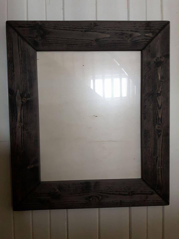 Speil & rammer